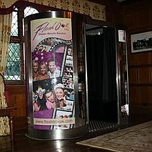 FlashBoxUK Photo Booth Hire Photo or Video Services