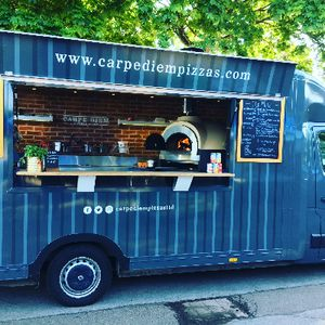 Carpe Diem Pizzas Wedding Catering