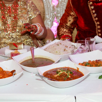 Destiny Weddings Indian Catering
