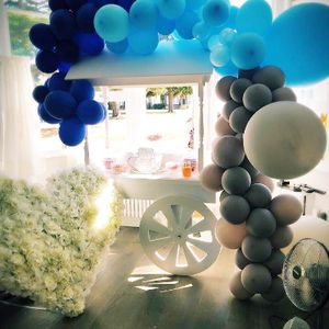 Rubey's Carts & Her Balloons Sweets and Candy Cart
