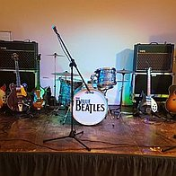 The Blue Beatles duo and band Function Music Band