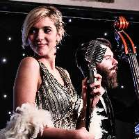 Jazz Silhouettes - Live music band , London,  Function & Wedding Band, London Swing Band, London Jazz Band, London Acoustic Band, London Vintage Band, London