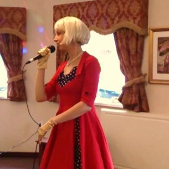 Doris Day Tribute Singer - Tribute Band , London, Singer , London,  60s Band, London 50s Band, London