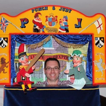 Paul Temple Entertainments Children Entertainment