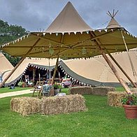 Somerset Tipi Co Marquee & Tent