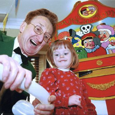Childrens Entertainments Ltd Magician