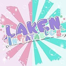 Laken Inflatables Bouncy Castle