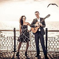 D&L Acoustic Duo Singing Guitarist
