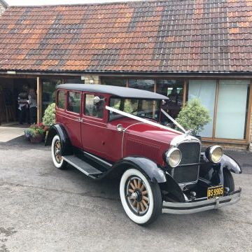 Kens Kars - Transport , Bristol,  Vintage Wedding Car, Bristol