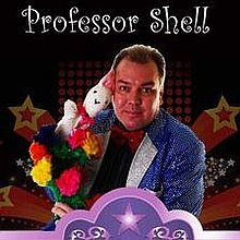 Professor Shell Children's Magical Entertainer Balloon Twister