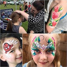Pixie Paint-a-Face Children Entertainment