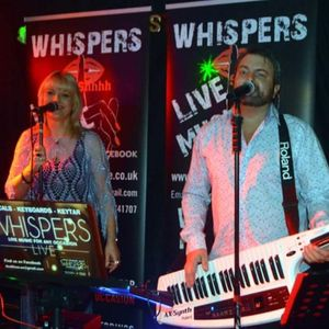 WHISPERS Live Music Duo