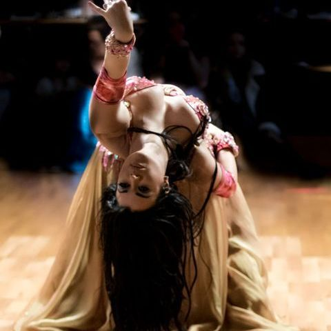 Alia Al-Raqisa Dance Act