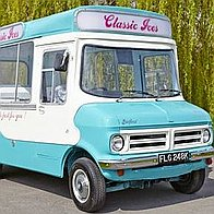 Classic Ices Ice Cream Cart