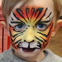 Snazzy Roo Face Painting - Children Entertainment , Portsmouth, Games and Activities , Portsmouth,  Face Painter, Portsmouth Children's Music, Portsmouth