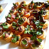 Gourmet Catering Isle of Wight - Gourmet Music IOW Private Party Catering