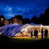 Stretch and Tents Party Tent