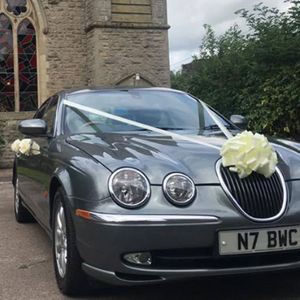 Bridal Wedding Cars Chauffeur Driven Car