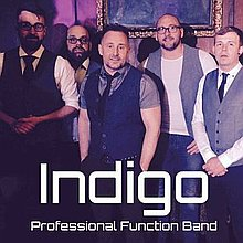 Indigo Function Band Function Music Band