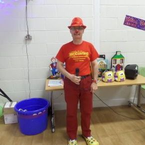 Bluenose Entertainments - Children Entertainment , Northamptonshire,  Clown, Northamptonshire