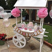 Smile Events Sweets and Candies Cart