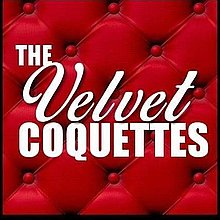 The Velvet Coquettes Burlesque Dancer