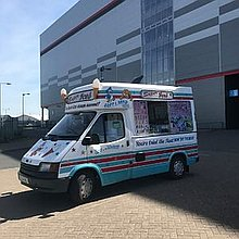 Super Ice's Cardiff Mobile Caterer