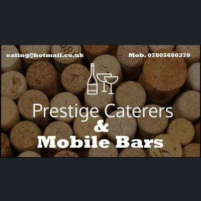 Prestige Cateres and Mobile Bars Wedding Catering