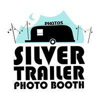 Silver Trailer Photo Booth Photo Booth