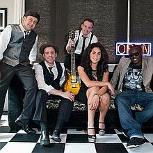 Sound Wave Party Band Funk band