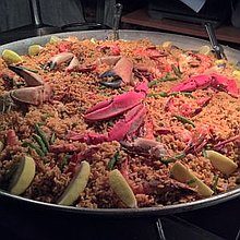 Solutions & Hospitality ltd Paella Catering