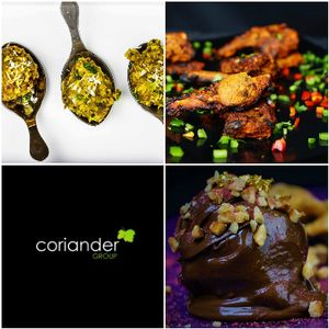 Coriander Group Indian Catering