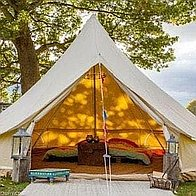 South Devon Bell Tents Marquee & Tent