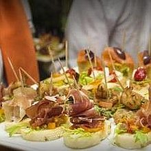 Bar Quality Catering Dinner Party Catering