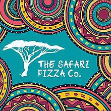 The Safari Pizza Co Pizza Van