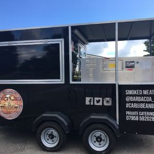 Barbacoa Barbecue Food Van