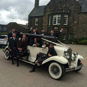 Silver City Cars - Transport , Aberdeenshire,  Vintage & Classic Wedding Car, Aberdeenshire Chauffeur Driven Car, Aberdeenshire
