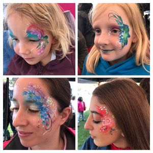 Suz Sunshine Face Painting - Children Entertainment , Camberley,  Face Painter, Camberley
