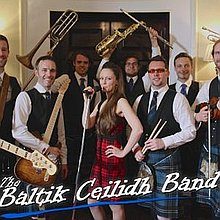 The Baltik Ceilidh Band World Music Band