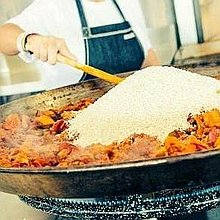 Paella by Antonio Dinner Party Catering
