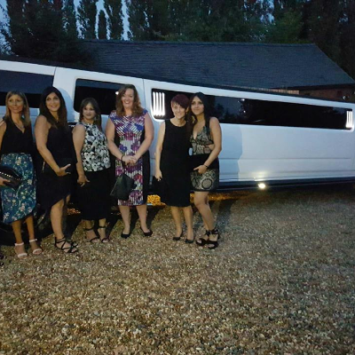 Citylimos and Wedding Cars Chauffeur Driven Car