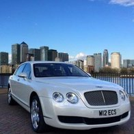 Empire Chauffeur Services Wedding car