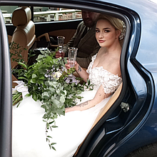 Occasions For You Wedding car