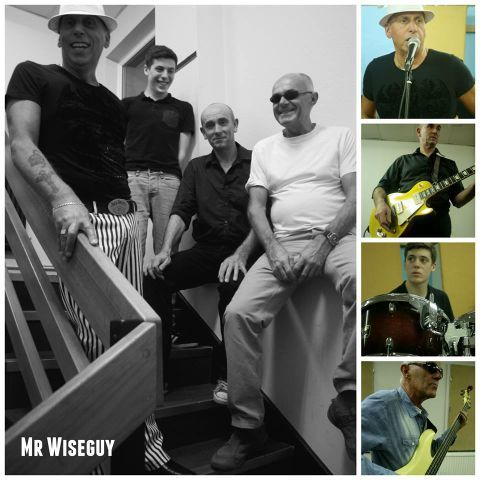 TheWiseguys Function & Wedding Music Band