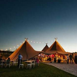 Tipi Magic Marquee & Tent