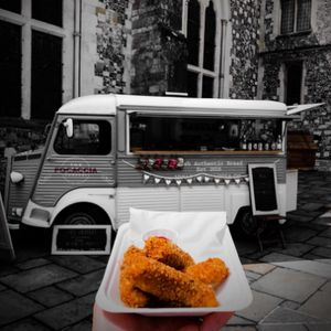 The Focaccia Co Street Food Catering