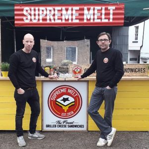 SUPREME MELT Co Mobile Caterer