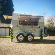 Daisy Duke Catering Company Mobile Bar