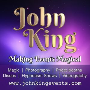 John King Events Wedding Magician