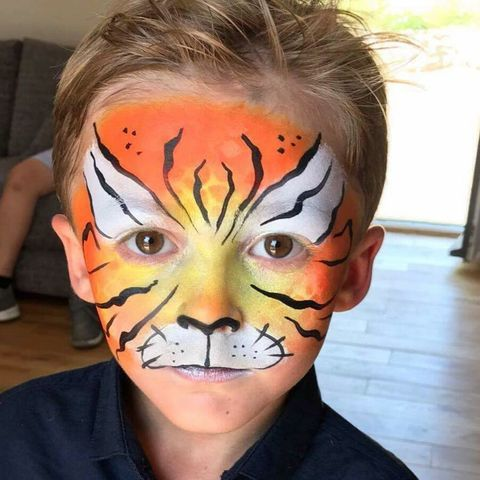 Fantastical Faces Face and Body Art Children Entertainment